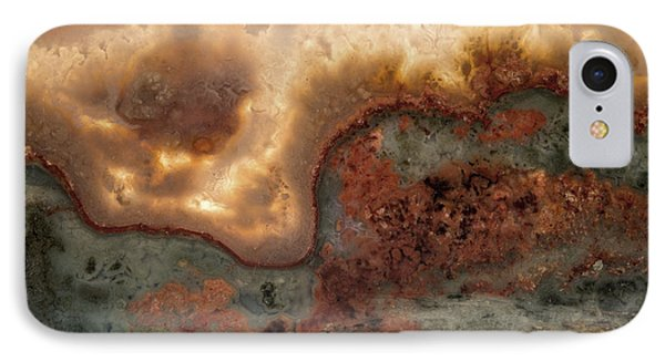 From Fire And Stone IPhone Case by Leland D Howard