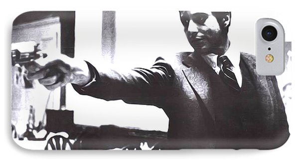From Godfather IPhone Case by Guido Prussia