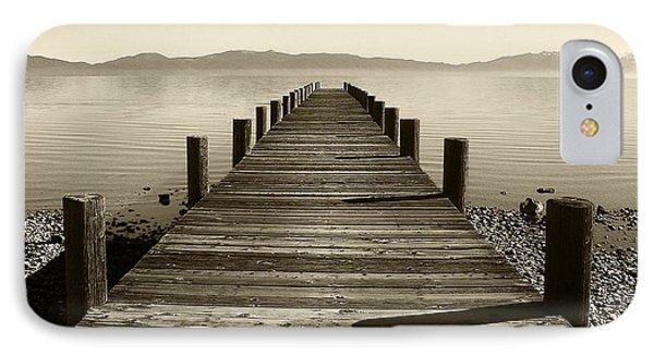 From North Lake Tahoe Phone Case by John Debar