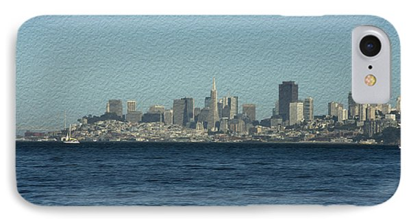 From Sausalito Phone Case by David Bearden