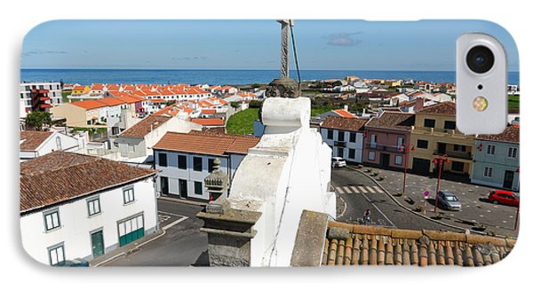 From The Church Tower Phone Case by Gaspar Avila