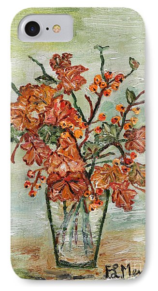 From The Garden IPhone Case by Loredana Messina