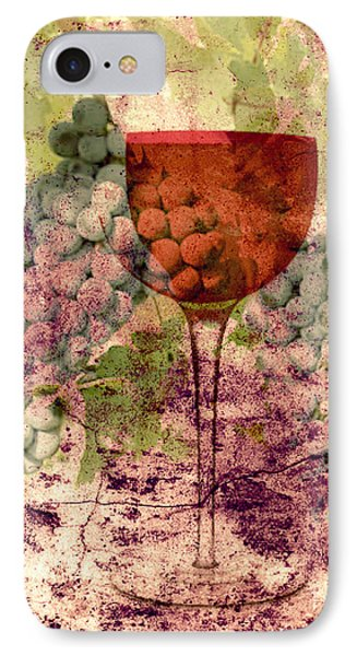 From The Vine IPhone Case by Mindy Bench