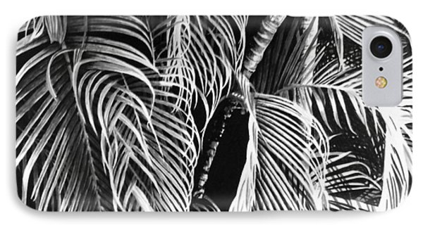 Fronds Phone Case by Scott Robinson