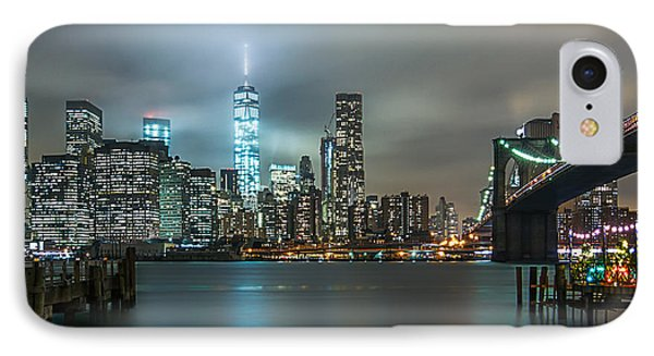 IPhone Case featuring the photograph Front And Center by Anthony Fields