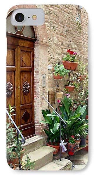 Front Door Phone Case by Ellen Henneke