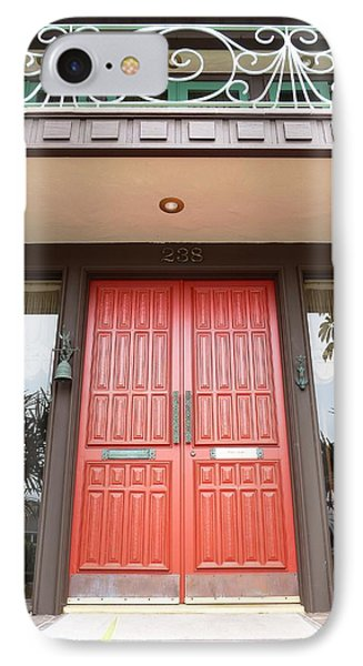 Front Door IPhone Case by Julia Ivanovna Willhite
