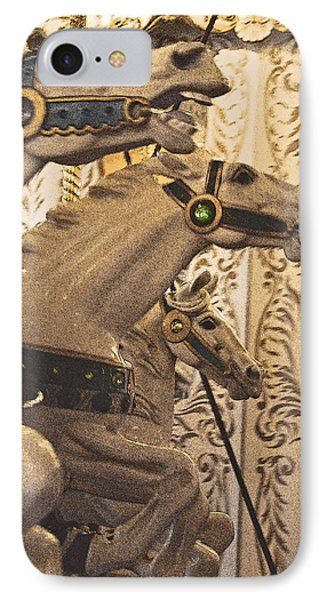 Frozen Gaits IPhone Case by Jani Freimann
