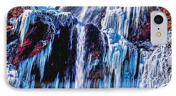 Frozen In Motion Phone Case by Bob and Nadine Johnston