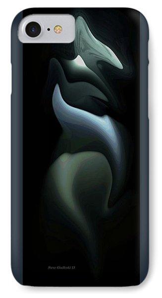 Frozen In Time IPhone Case by Steve Godleski