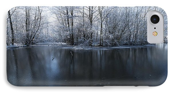 Frozen In Time IPhone Case by Svetlana Sewell