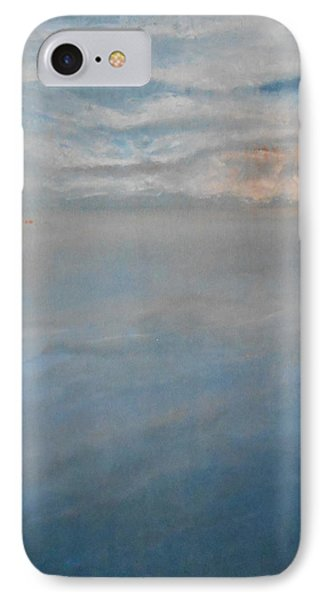 IPhone Case featuring the painting Frozen by Jane  See
