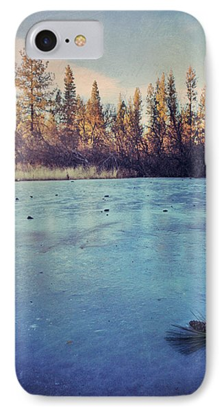 Frozen IPhone Case by Laurie Search
