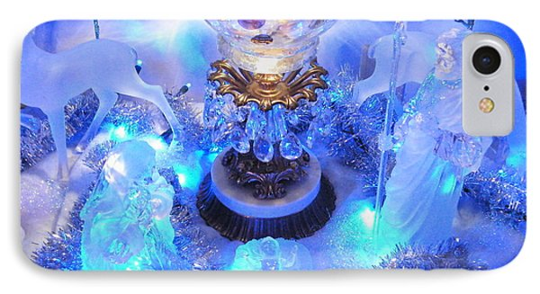 Frozen Nativity 2 IPhone Case