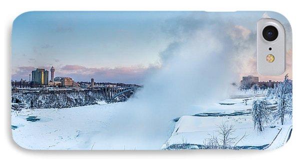 Frozen Niagara N1 IPhone Case