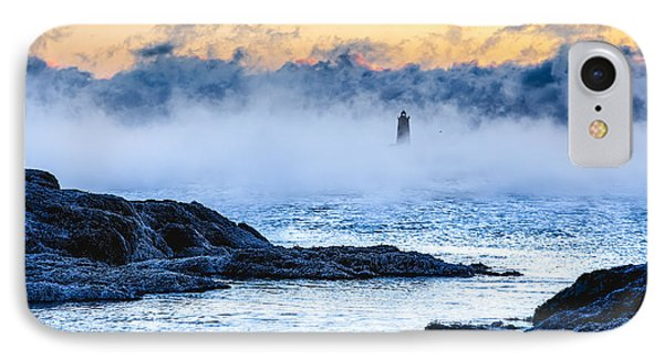 Frozen Tide IPhone Case by Robert Clifford