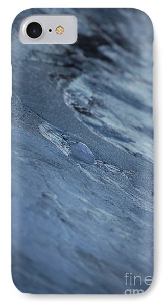 IPhone Case featuring the photograph Frozen Wave by First Star Art