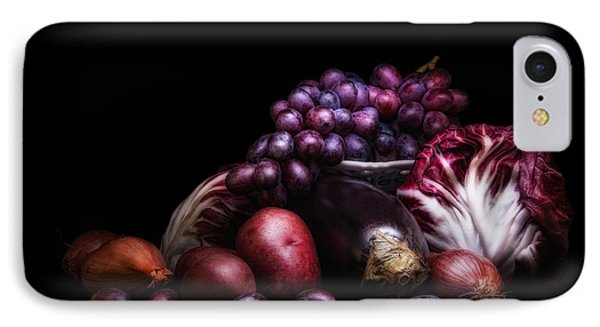 Fruit And Vegetables Still Life IPhone 7 Case by Tom Mc Nemar