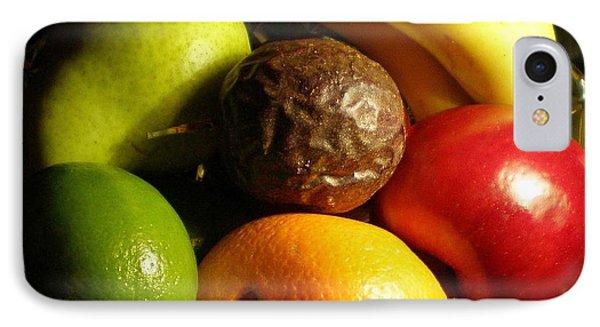 Fruit Bowl Phone Case by Linda Provan