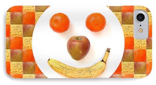 Fruit Face Phone Case by Natalie Kinnear
