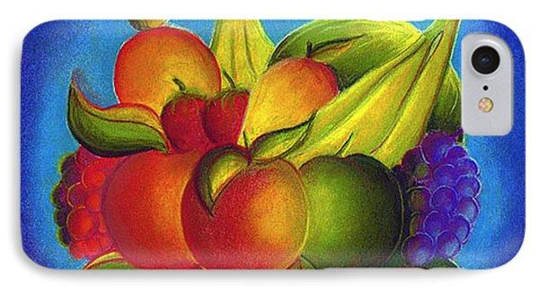 Fruit Phone Case by Richard Bantigue