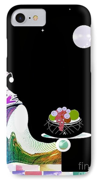 Fruitful IPhone Case by Ann Calvo