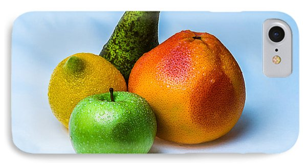 Fruits Phone Case by Alexander Senin