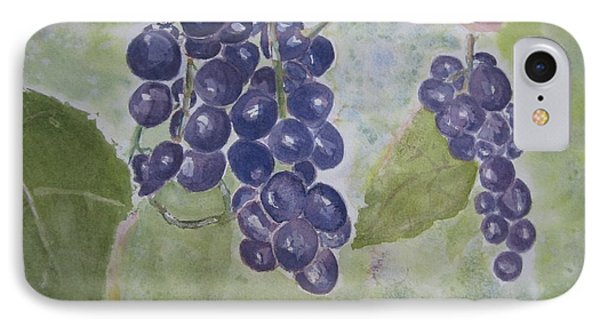 Fruits Of The Wine IPhone Case