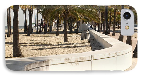 Ft Lauderdale Wall IPhone Case by Bob Pardue