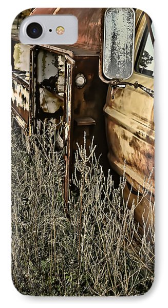 IPhone Case featuring the photograph Fuel Oil Truck by Greg Jackson