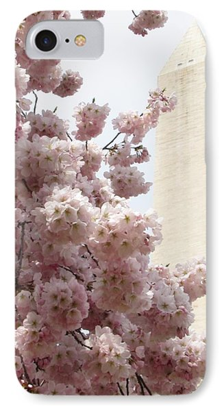 Full Bloom In Dc IPhone Case by Jennifer Wheatley Wolf