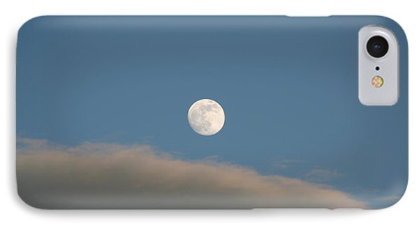 IPhone Case featuring the photograph Full Moon by David S Reynolds