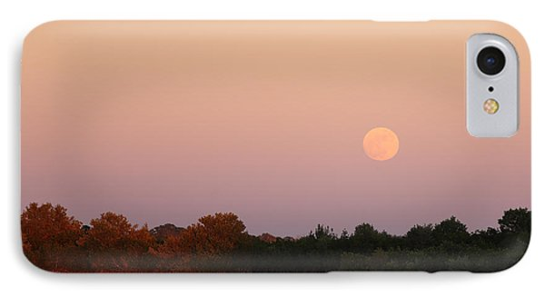 Full Moon Rise At Ozello IPhone Case