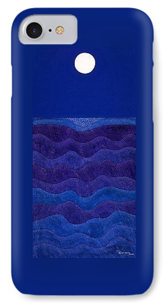 Full Moonscape II IPhone Case