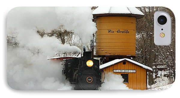 Full Steam Ahead Phone Case by Ken Smith