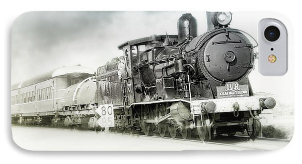 IPhone Case featuring the photograph Full Steam Ahead by Kevin Chippindall