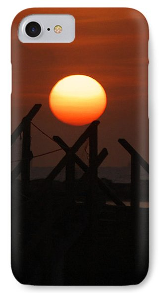 IPhone Case featuring the photograph Full Sun by Leticia Latocki