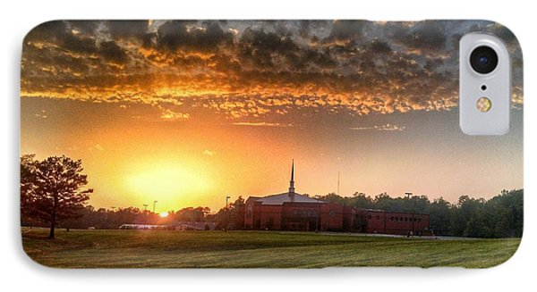 Fumc Sunset IPhone Case