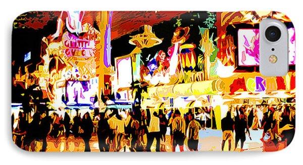 Fun Time In Old Las Vegas IPhone Case