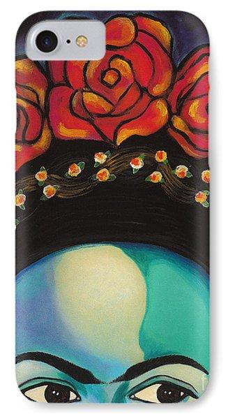 Funky Frida Phone Case by Carla Bank