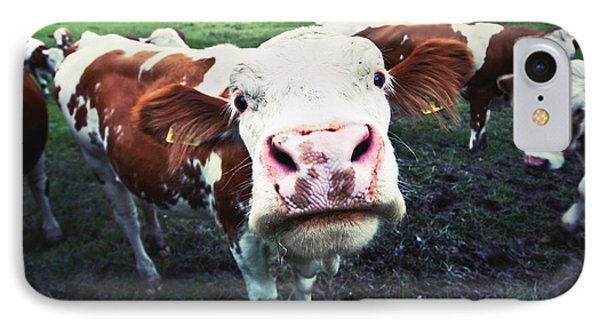Say Hi IPhone Case by JR Photography