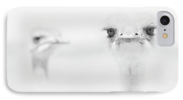 Funny Ostrich IPhone 7 Case