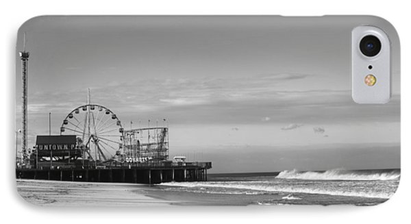 Funtown Pier Seaside Heights New Jersey  IPhone Case by Terry DeLuco