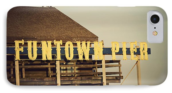 Funtown Vintage IPhone Case