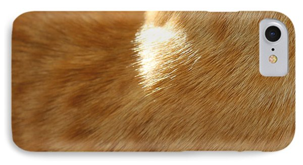 Fur IPhone Case by Michelle Wolff