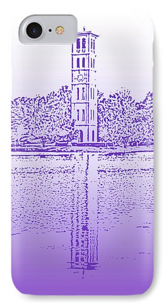 Furman Bell Tower IPhone Case