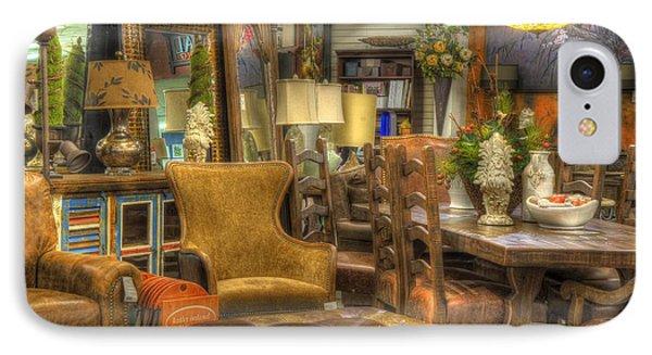 Furniture Corner IPhone Case