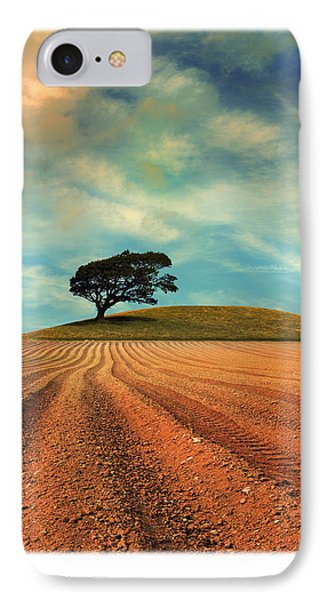 Furrows IPhone Case