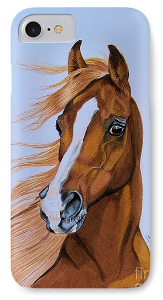 Fury - Hhh Horse Rescue Series 2 IPhone Case