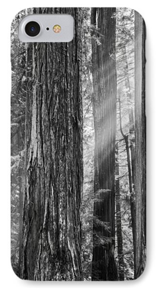 Future Giants Monochrome IPhone Case by Mark Alder